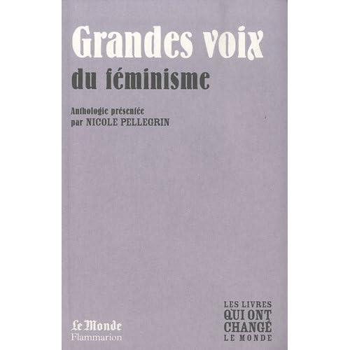 Grandes voix du féminisme
