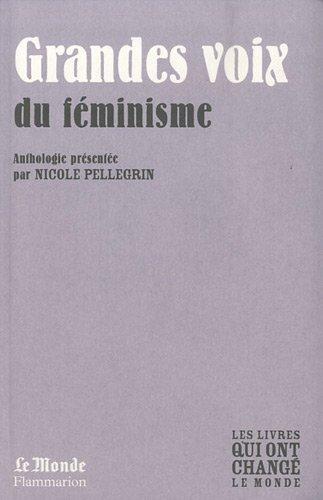 Grandes voix du fminisme