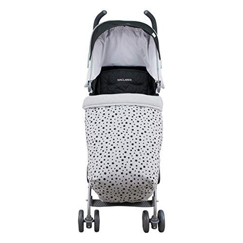 JANABEBE Manta saco cubre pies bebé universal Impermeabilizado