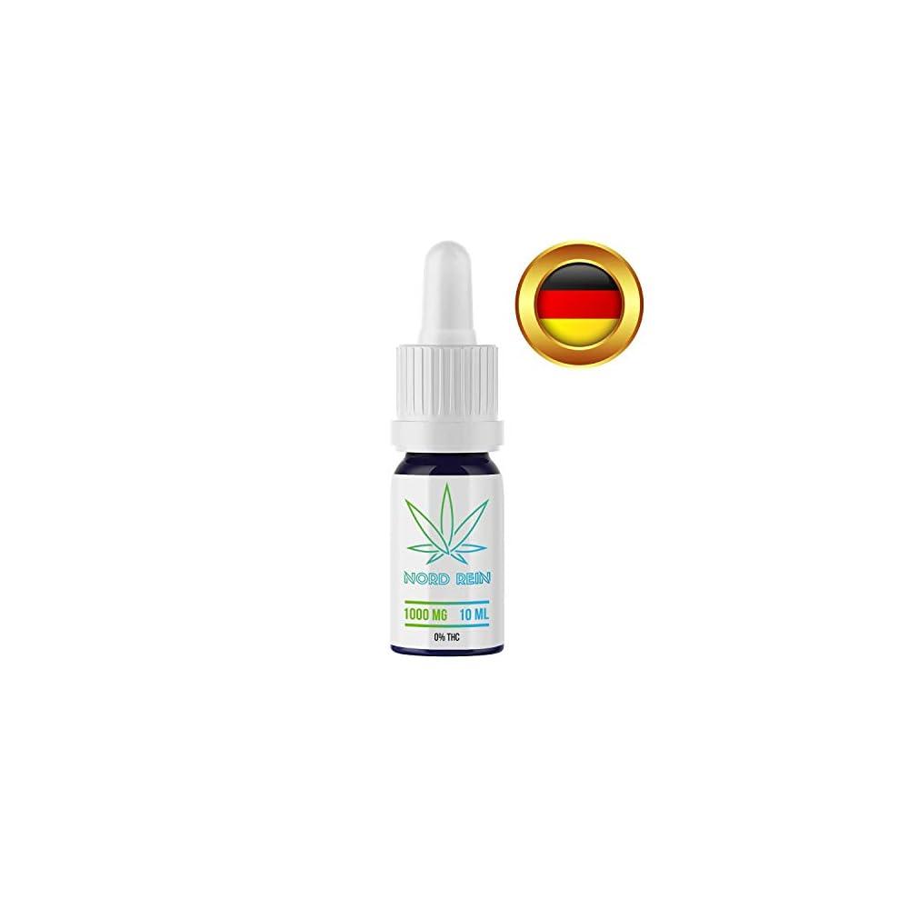 Nord Rein Deutsches Premium L Mit Omega N Fettsuren Kaltgepresstes Hanfsamenl 10 Ml In Neutraler Und Naturfreundliche Verpackung