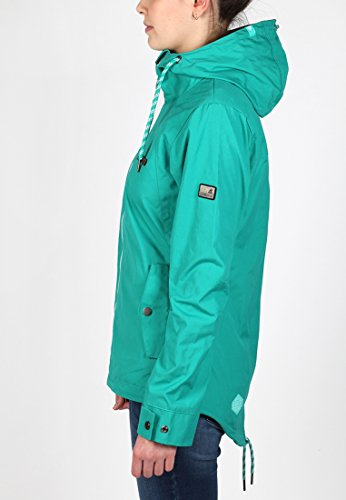 alife and kickin Damen Jacke Megan Jacket Atlantic