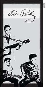 Elvis Presley serviette de bain Guitar 150 x 75 cm