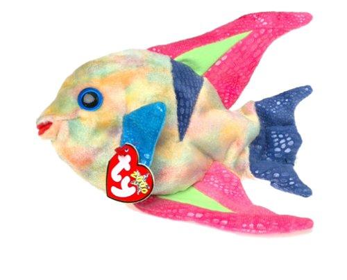 Ty Beanie Babies Aruba the Angelfish. [Toy]