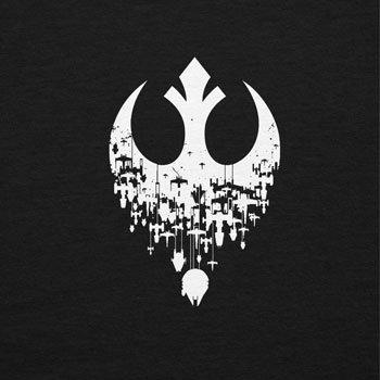 NERDO - Rebel Army - Damen T-Shirt Schwarz