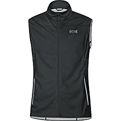 Gore Wear R5 Windstopper, Gilet Uomo, Nero 2018, L