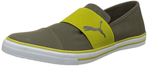 Puma-Mens-Alpha-Slip-On-Cv-Red-Sneakers-9-UKIndia-43-EU36622003