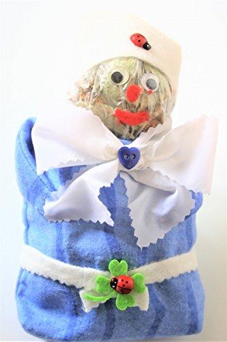 Geschenkkorb - Teemännchen (Frau)