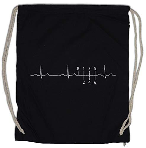 Urban Backwoods Heartbeat Gear Shift Turnbeutel Sporttasche Drifter Shift