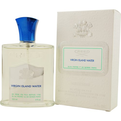 Virgin Island Water Eau De Toilette Spray 120ml