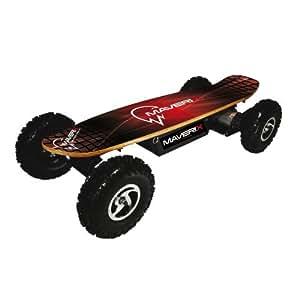 Maverix Border X Lithium Skateboard électrique 800 W