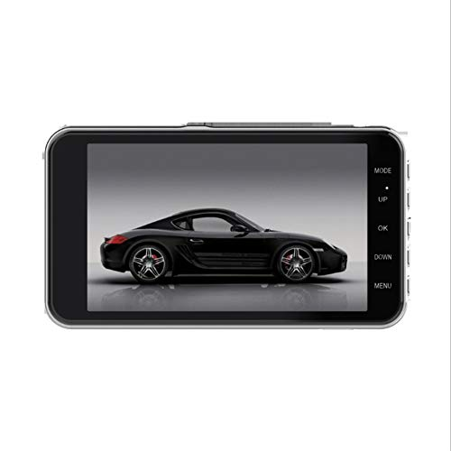 Ur HQCC Dual-Schlag-Nocken, vorne und hinten Auto-Kamera mit FHD1080P 4.0 In Schirm G-Sensor 170 Weitwinkel- Parkplatz Monitoning Bewegungsempfindliche