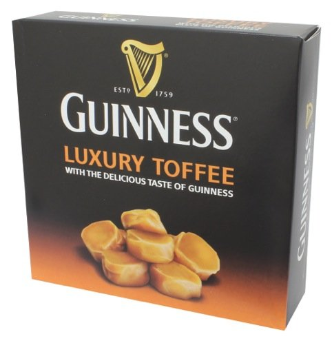 Guinness Luxus-Toffee-Box 170 G