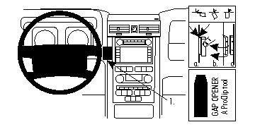 brodit-854040-proclip-fur-lincoln-navigator-07-14-center-mount