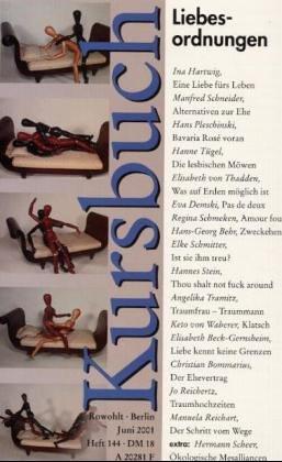Liebesordnungen. Kursbuch, Heft 144