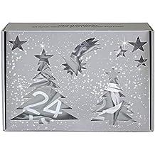 rechteckig 3 Compartment Drawer Shape mit 2 F/ächern Schreibwaren-Aufbewahrungsbox aus Holz f/ür Stifte und Fernbedienungen Kosmetikartikel
