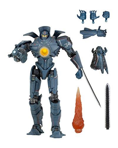 Figura Action 19cm GIPSY DANGER Jaeger da PACIFIC RIM Ultimate