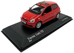 Minichamps - 430166062 - Véhicule Miniature - Modèle À L'échelle - Toyota Yaris Ts - Echelle 1/43