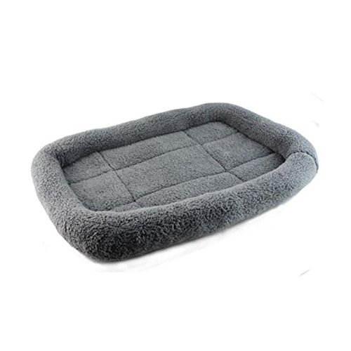 Longra Cama de colchón para gatos (gris)