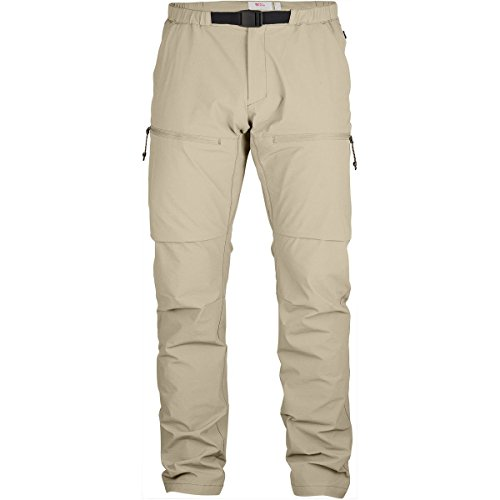 FjallRaven Pantalon softshell High Coast Hike Trousers Calcaire
