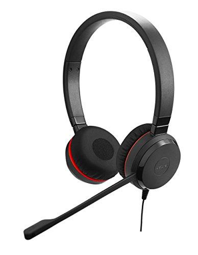 Price comparison product image Jabra Evolve 20SE Stereo UC USB Headset