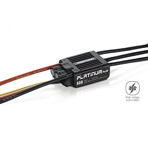 Frontier Hobbywing Platinum 60A V4 Brushless ESC Für RC Modell