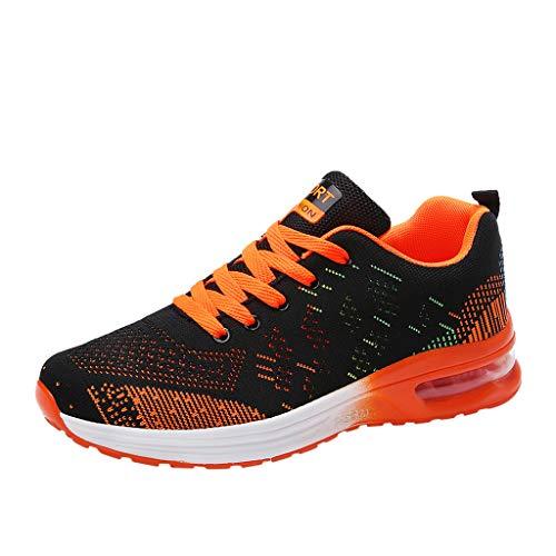 Herren Laufschuhe Atmungsaktiv Leichte Turnschuhe Gym Fitness Sneaker für Herren Damen Sneakers Sportschuhe Schuhe Outdoor Freizeitschuhe Schuhe