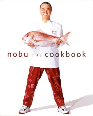 Nobu, the cookbook