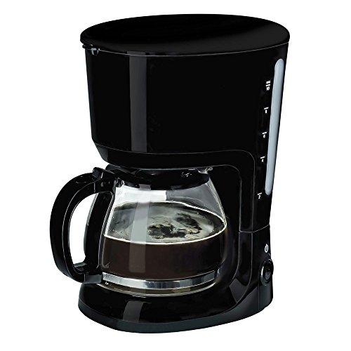 413EKsTTh7L. SS500  - Status SPRINGFIELD1PKB4 Springfield Coffee Maker, 750 W, 1.25 liters, Black