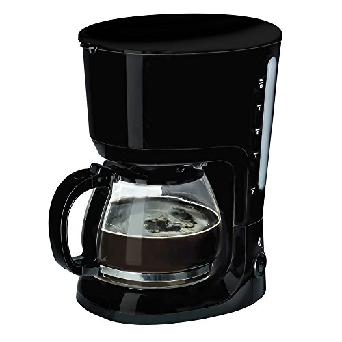 Status SPRINGFIELD1PKB4 Springfield Coffee Maker, 750 W, 1.25 liters, Black