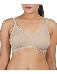 3fc1cff3d1279 Juliet Molded Soft Feeding Nursing Side Support Seamless Full Cup Saree   T  shirt   Salwar Kameez Bra