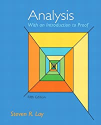 Analysis with an Introduction to Proof (Featured Titles for Real Analysis)