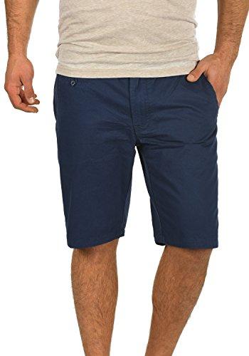 BLEND Sasuke Herren Chino Shorts kurze Hose, Größe:L;Farbe:Navy (70230) - Männer China