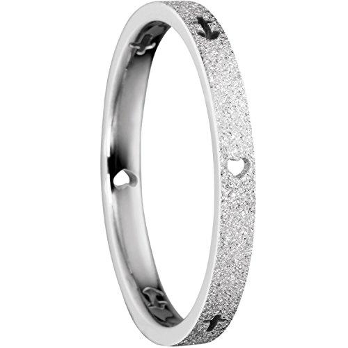 Bering Damen-Ringe Edelstahl mit Ringgröße 64 (20.4) 559-15-91