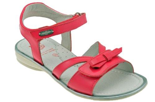 Lelli Kelly 4584 Velcro Sandales Neuf Chaussures. Fuchsia