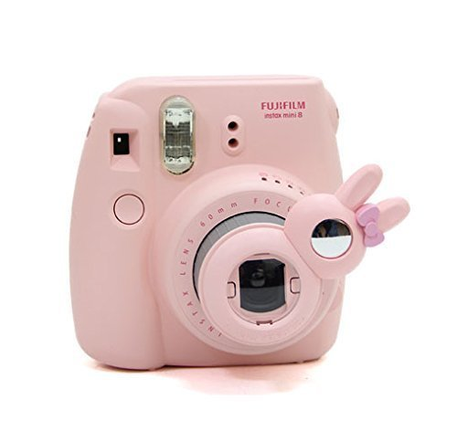 woodmin-conejo-estilo-selfie-objetivo-de-primer-plano-para-fujifilm-instax-mini-8-7s-cmara-rosa