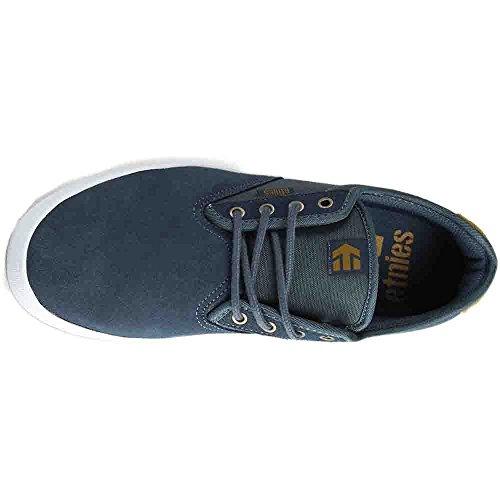 Chaussure Etnies Jameson SL Noir-Blanc-Gum Slate