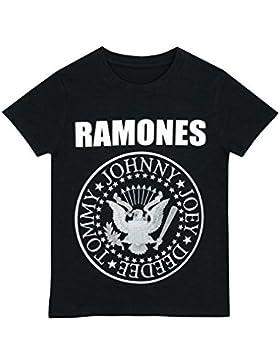 Ramones Camiseta Para Niño - Logo