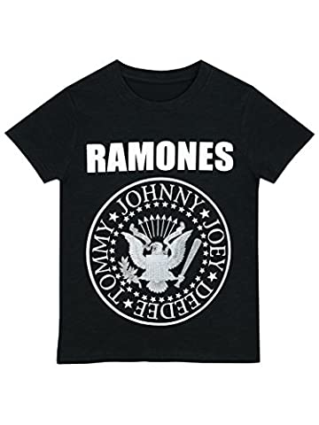 Ramones Boys Ramones T-Shirt Age 5 to 6 Years