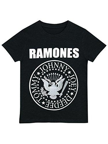 Ramones - Camiseta para niño - Logo - 9 - 11 Años