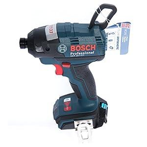 Bosch: GDR 18V-EC, atornillador de impacto, motor EC sin escobillas, cuerpo solo