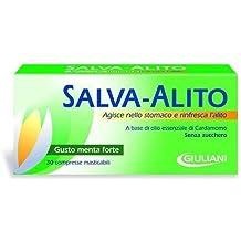 SALVA ALITO MENTA FT 30CPR