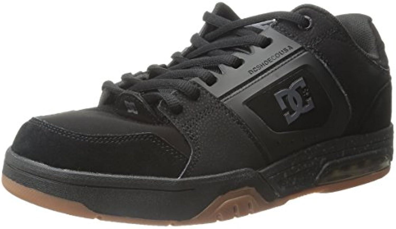 DC - Zapatillas de Skateboarding para Hombre, Color Negro, Talla 38 EU  -