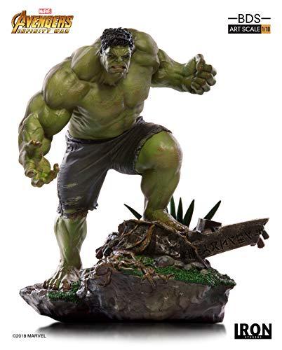Unbekannt Avengers Infinity War BDS Art Scale Statue 1/10 Hulk 25 cm