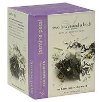 Two Leaves and a Bud Jasmine Petal Tea -- 15 Tea Bags