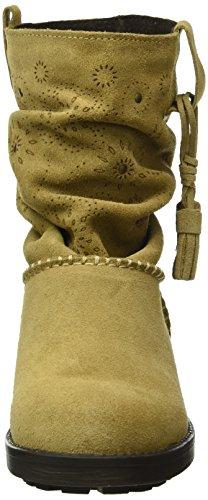 Coolway Brisi, Bottines à doublure froide femme Beige - Beige (TAU)