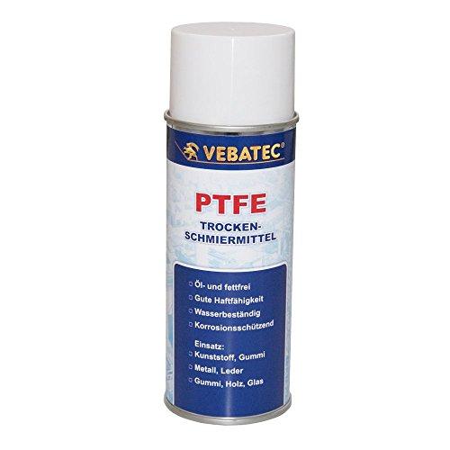 vebatec PTFE sec Schm iermi ttel 400 ml (2,22 & # x20ac ;/100 ml)