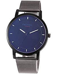 318bb12f8a01 DAYLIN Relojes de Hombre de Marca Grandes Esfera Azul Relojes Deportivos  Automaticos Reloj de Pulsera de