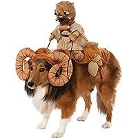 Costume TAGLIA UNICA halloween carnevale da Bantha Star Wars per cane  vestito con un pupazzo sulla 5645af73f89f