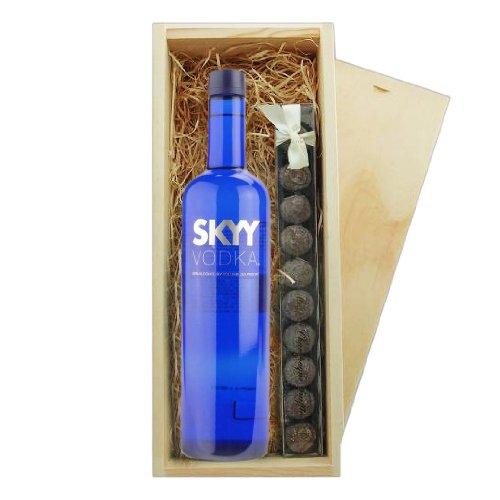 skyy-vodka-truffel-holzkiste