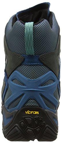 Merrell Chameleon Shift Mid Gtx, Chaussures de randonnée tige basse femme Gris - Grey (Granite)